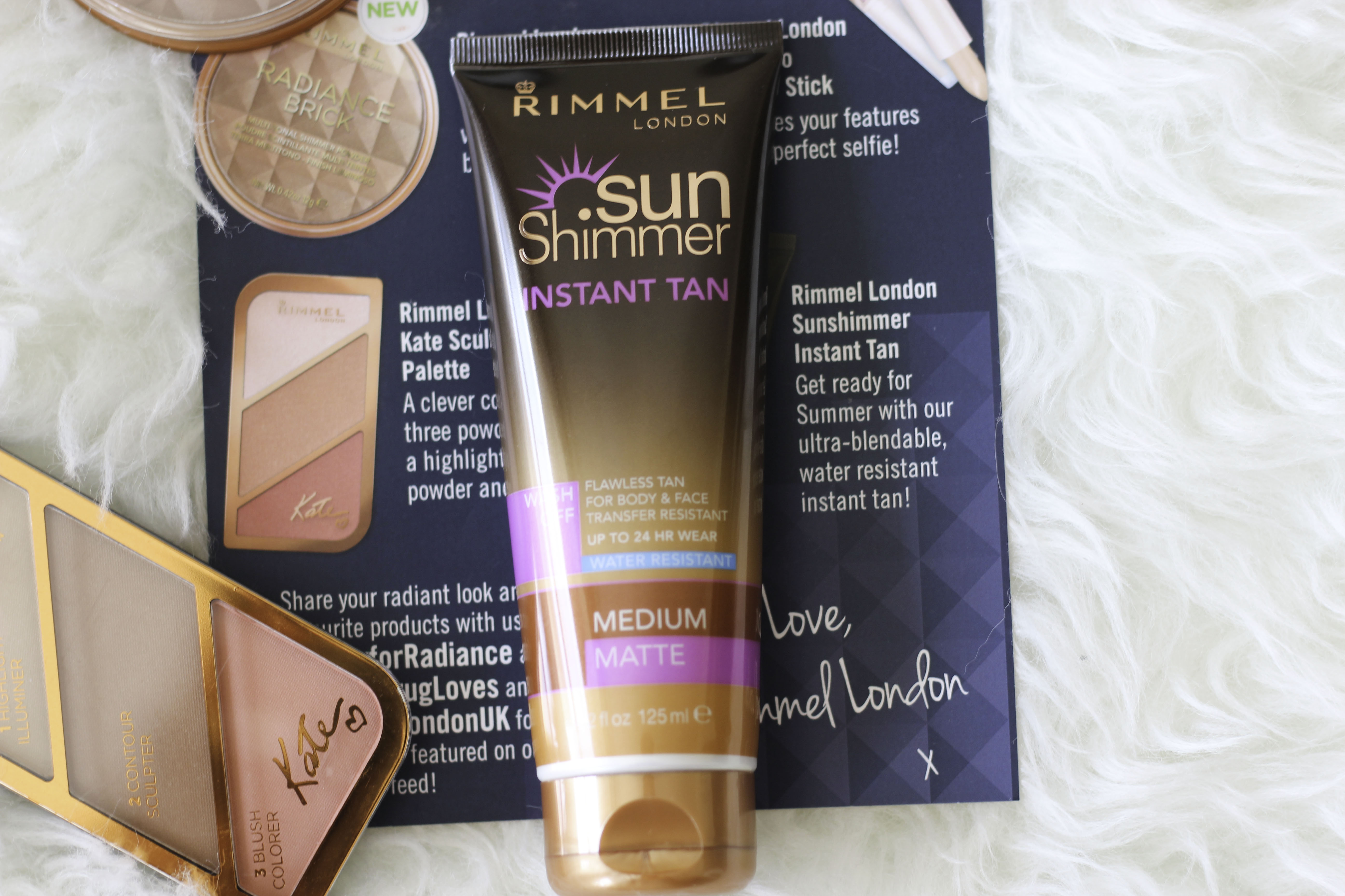 Product Review - Rimmel London Ultimate Summer Glow Collection - fashionandstylepolice fashionandstylepolice